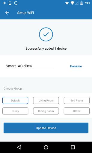 Lloyd Smart AC Remote Control 1.0.8 screenshots 6