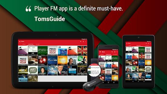 Player FM: Podcast offline!- screenshot thumbnail