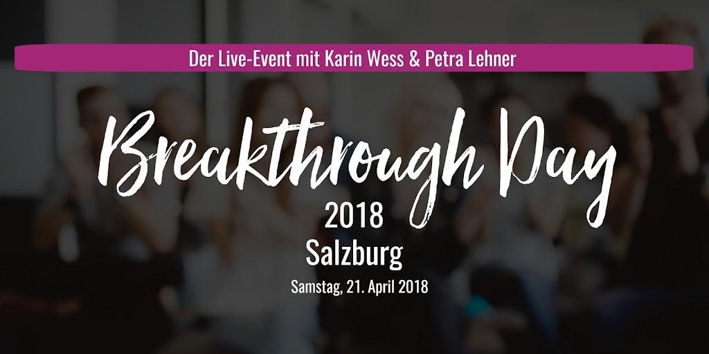 Breakthrough Day 2018