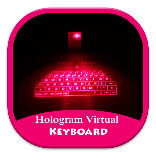 工具App|ホログラムキーボードシミュレータ LOGO-3C達人阿輝的APP