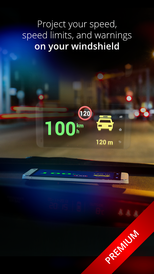 Speed Cameras & Traffic Sygic- screenshot