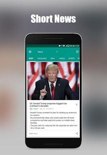 60SecondsNow News, Short News - náhled