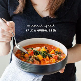 Butternut Squash Kale Stew Recipes