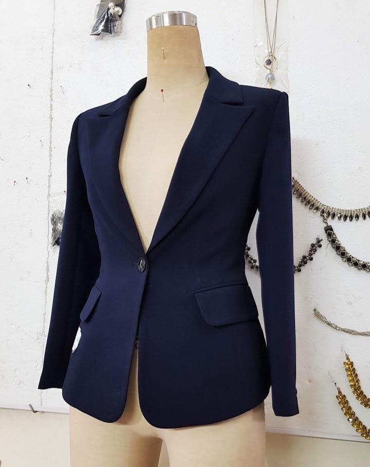 Cách chọn Vải may đo đồng phục công sở thời trang thuỷ đà nẵng