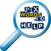 Help for PixWords Solution