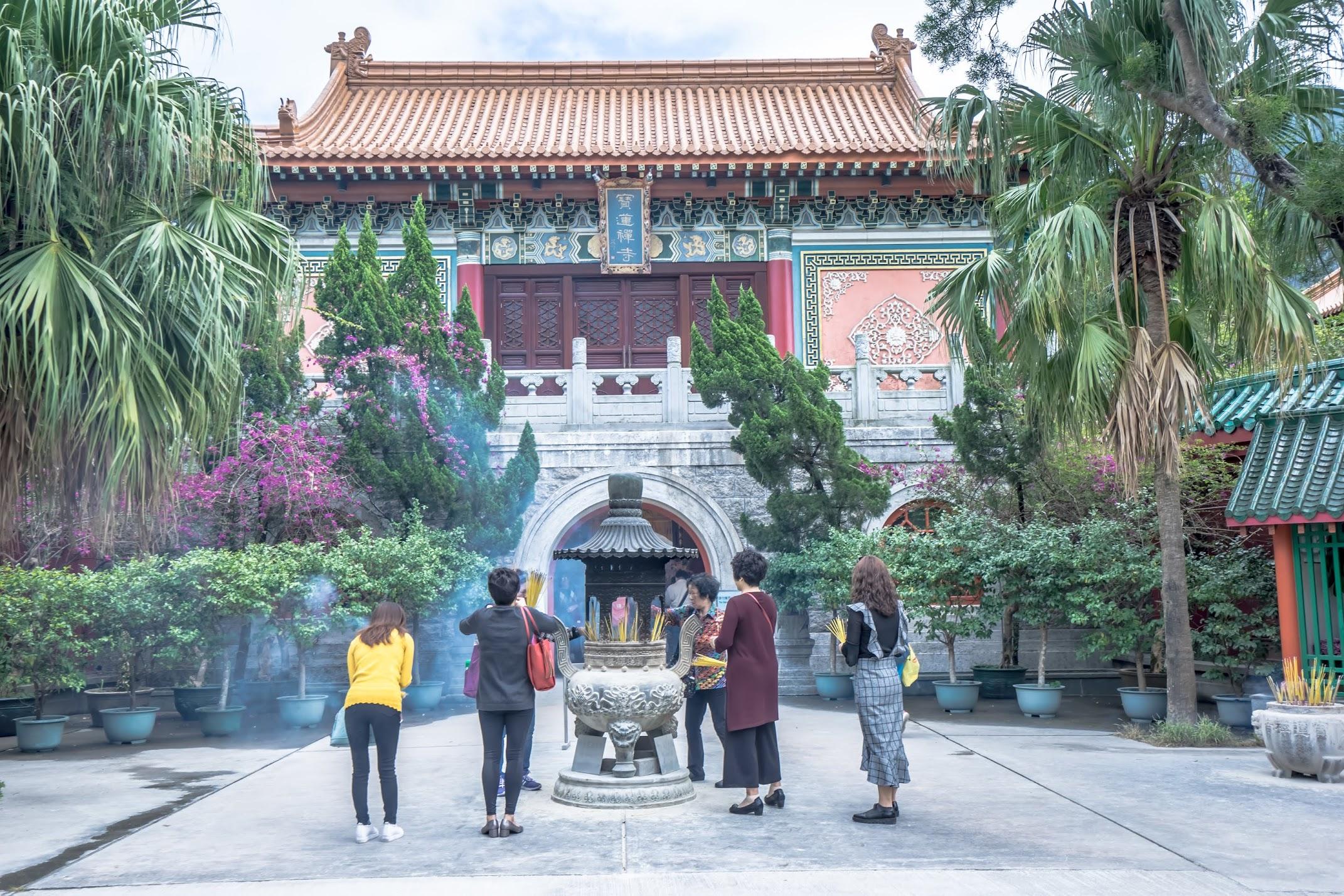 香港 寶蓮寺2