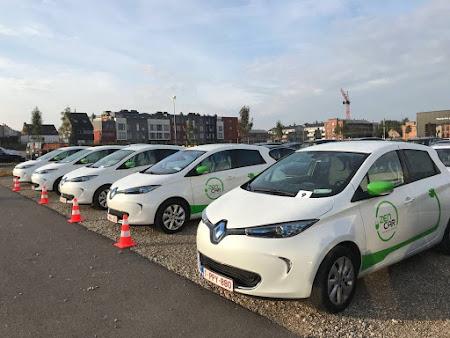 ZEN CAR Elektrisch autodelen, start hier !