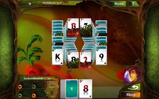 Magic Cards Solitaire (engl.) image | 6