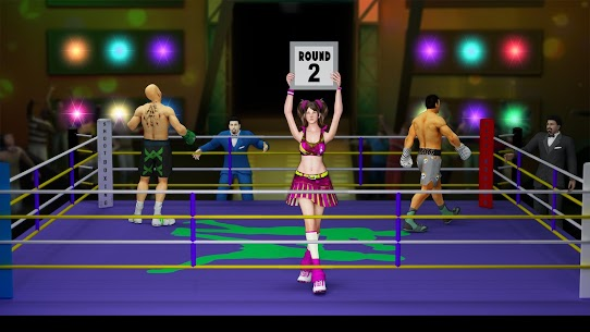 Kickboxing Fighting Games: Punch Boxing Champions 3