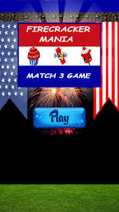 Download Firecracker Mania Match 3 Game For PC Windows and Mac apk screenshot 1