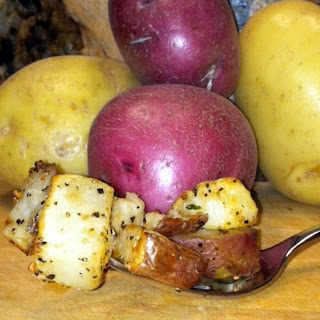 Zesty Seasoned Roasted Potatoes