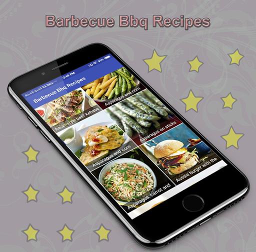 Barbecue Bbq Recipes 1.0 screenshots 1