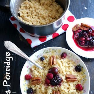 Easy Quinoa Porridge