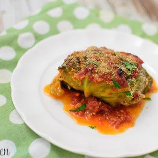Cavolo Ripieno (Italian Stuffed Cabbage Rolls) Recipe