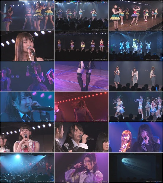 (LIVE)(720p) AKB48 チームB 「ただいま 恋愛中」公演 Live 720p 170707