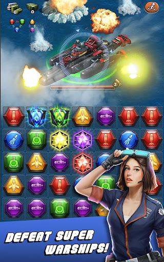 Battleship & Puzzles: Warship Empire filehippodl screenshot 2