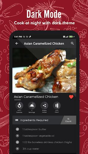 Asian Recipes 41.0.0 screenshots 3