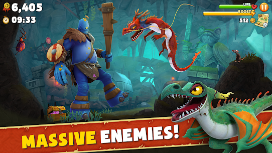 Hungry Dragon™ MOD 1.5 (Unlimited Money) Apk Latest 3