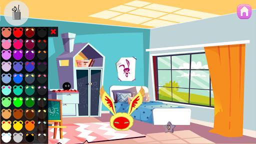 Mochi Plush kawaii and cute dress up game  screenshots 1