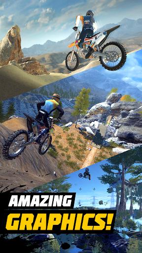 Dirt Bike Unchained apkpoly screenshots 4