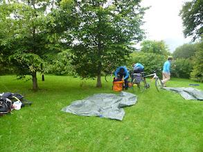 Photo: free camping at Killerney