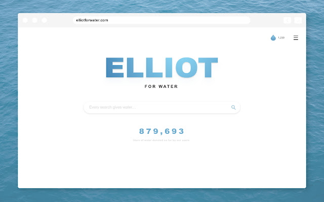 ElliotForWater