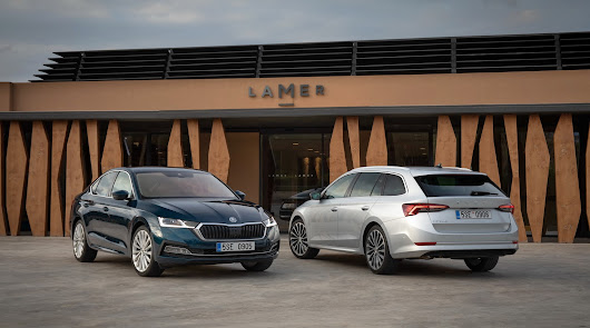 Cadena Automoción Vera, anuncia el nuevo Skoda Octavia, precios y equipamiento