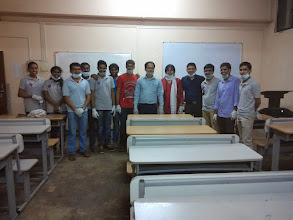 Photo: Swatch Bharat Team of NIPER-Guwahati