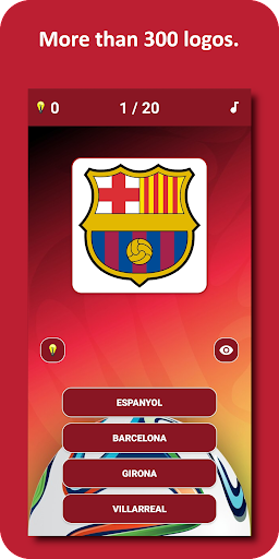 Soccer Logo Quiz 1.0.18 screenshots 1