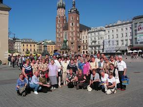 Photo: Stary Rynek (Bazylika Mariacka) w Krakowie