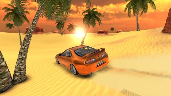 Supra Drift Simulator - náhled
