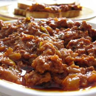 Spicy Chorizo Dip.