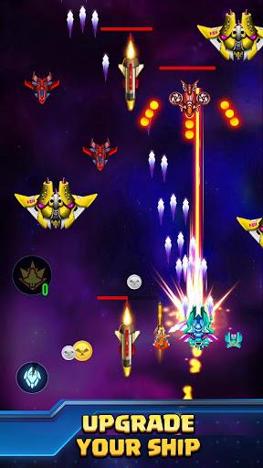 Galaxy Shot: Invader Attack apkmind screenshots 13