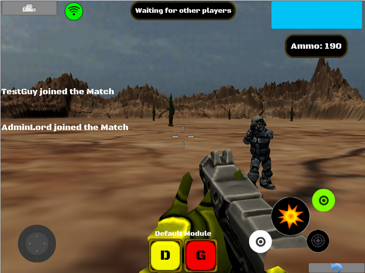 Dogs of Combat- screenshot