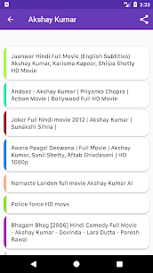 Free Bollywood Movies – New Release App Download For Android 2
