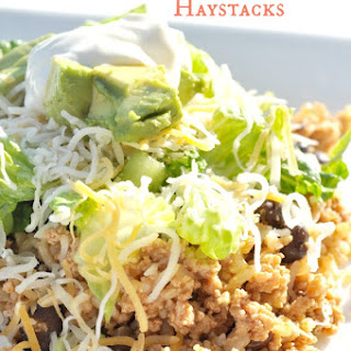 Easy Meal Prep Guilt Free Mexican Haystacks