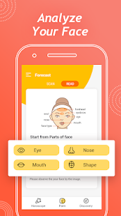 Face Secret – Aging Face,Face Scanner,Palm Reading Screenshot