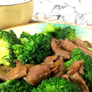 Beef and Broccoli (西蘭花炒牛肉)