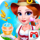 Farm Girl Makeover And Dressup