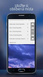 Počasí a Radar - The Weather Channel - náhled