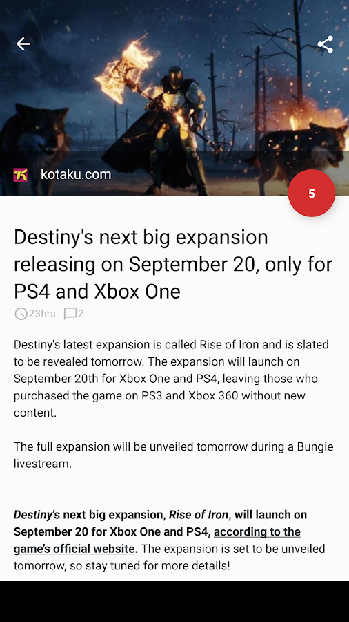 GameFans - News for Gamers- screenshot