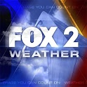 Fox 2 St Louis Weather icon
