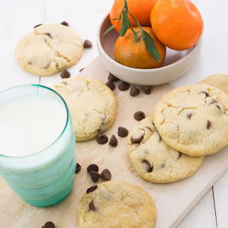 Simple Chocolate Chip Cookies.