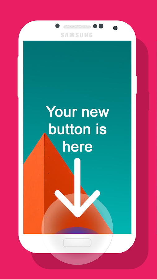 Multi-action Home Button- screenshot