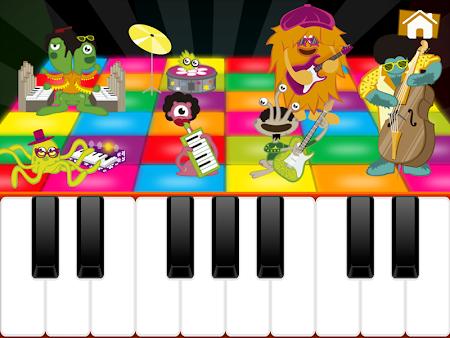 Kids Piano Melodies 3.0 screenshot 2083309