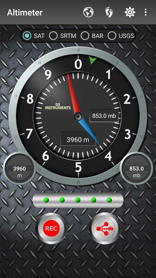 DS Altimeter Screenshot 9