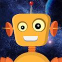 Robot game for preschool kids icon
