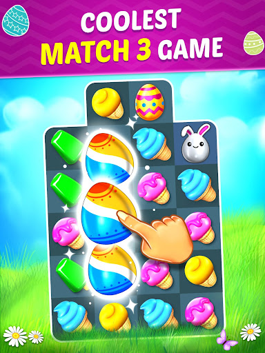 Ice Cream Paradise - Match 3 Puzzle Adventure 2.6.1 screenshots 9