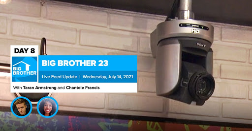 Big Brother 23 Day 8 Live Feed Update | July 14, 2021