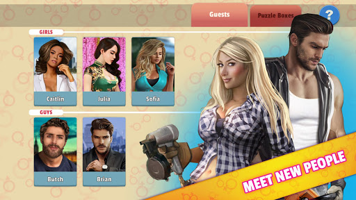 Girls & Guys screenshot 3
